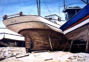 Werft in Iskenderun